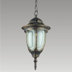 Lampa wisząca PORTO 1X60W E27 patyna 39014