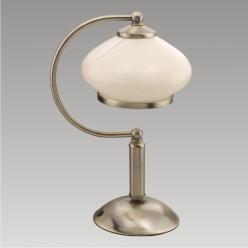 Lampa stołowa MAJESTIC 1X60W E27 Patyna 25050