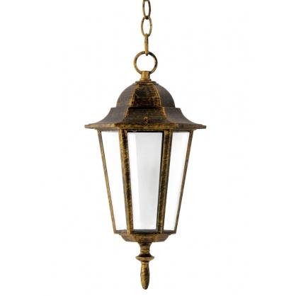 Lampa wisząca 1X60W E27 LIGURIA czarna