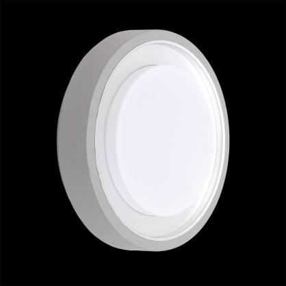 Plafon ORIGO 1X60W E27 Szary 70110