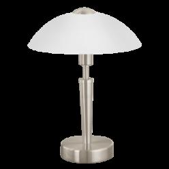 Lampa stołowa SOLO 1 1X60W E14 85104 Satyna EGLO
