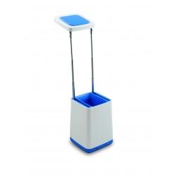 Lampa biurkowa LED 4,2W HELSINKI Niebieska Polux (zasilanie USB micro PC,ładowarka)