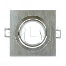 Oczko halogenowe SOUTH OPAL GU10 50W 302113 Srebrny szczotkowany POLUX - wysyłka 24h ( na stanie 70 sztuk)