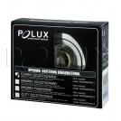 Oczko halogenowe SOUTH OPAL GU10 50W 302090 Czarny szczotkowany POLUX - wysyłka 24h (na stanie 39 sztuk)