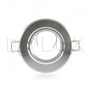 Oczko halogenowe EAST OPAL GU10 50W 301543 Srebrny połysk POLUX - wysyłka 24h (na stanie 54 sztuki)