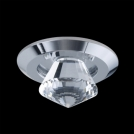 Oczko halogenowe 17016 LED 1X1W LED 71016 EMITHOR
