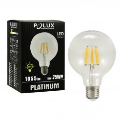 Żarówka dekoracyjna LED gwint E27 8,5W 1055 lumenów 308580 POLUX/SANICO