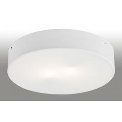 Plafon śr:25cm 1X60W E27 DARLING 3082 Biały ARGON+ RABAT 18%