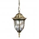 Lampa wisząca FLORENCJA 1X60W E27 POLUX patyna