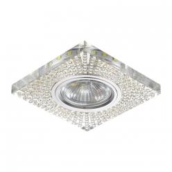 Oczko halogenowe 1X50W GU10 + LED ELEGANT 71072 EMITHOR