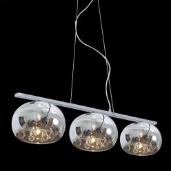 Lampa wisząca 3X33W G9 SPHERA 46039 LUXERA