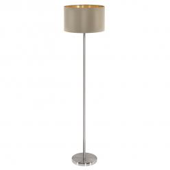 Lampa podłogowa MASERLO 1X60W E27, h:151cm 95171 EGLO