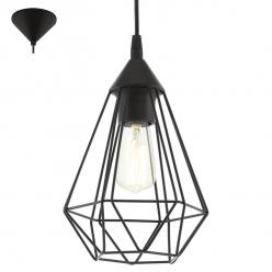 Lampa wisząca 1X60W E27 TARBES 94187 EGLO - wysyłka 24h (na stanie 4 sztuki)