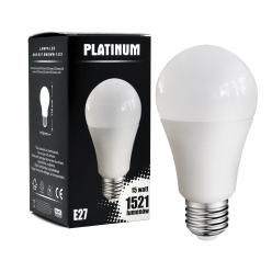 Żarówka LED 15W gwint E27 1521lm ciepła/żółta barwa światła POLUX/SANICO - wysyłka 24h (na stanie 3 sztuki)