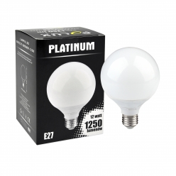 Żarówka LED 14W gwint E27 1250lm ciepła/żółta barwa światła POLUX/SANICO