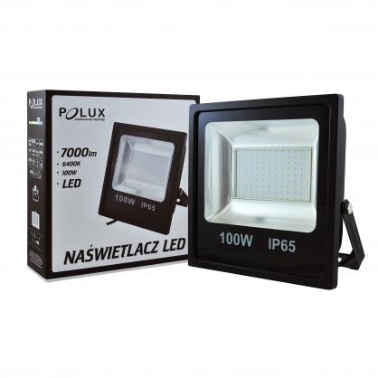 Naświetlacz LED 70W zimna barwa światła 306715 IP65 POLUX/SANICO
