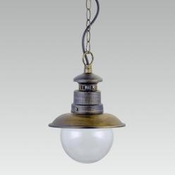 Lampa wisząca 1x60W E27 48401 LIMASSOL IP44 PREZENT