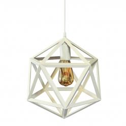 Lampa wisząca 1x60W E27 MIO DENMARK 307002 POLUX/SANICO