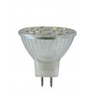 Żarówka POLUX LED SMD 1,5W 10W gwint G4 120lm zimna/biała barwa światła