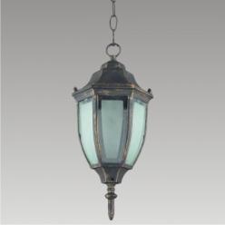Lampa wisząca LIDO 1X60W E27 Patyna 39008 PREZENT