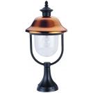 Lampa wisząca SANGHAI 1X60W E27 Miedziany 3065