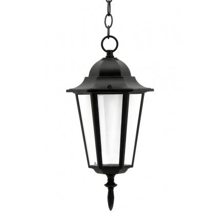 Lampa wisząca MILANO 1X60W E27 POLUX patyna