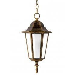 Lampa wisząca 1X60W E27 LIGURIA patyna POLUX/SANICO