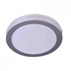 Oczko śr:8,2cm 6W LED ELEGANT 48605 IP44 EMITHOR