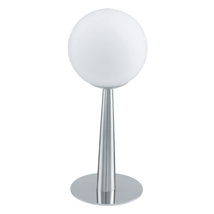 Lampa stołowa ALVI 1X60W E27 Biały 92699