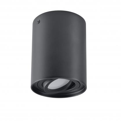 Lampa natynkowa HADAR 1X10W GU10 biała 313096 POLUX/SANICO