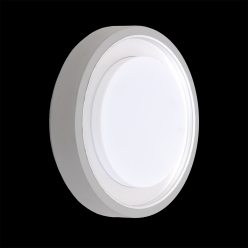 Plafon ORIGO 1X60W E27 Srebrny 70111
