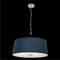 Lampa wisząca śr: 50cm COMBO 3X60W E27 Szary 18031