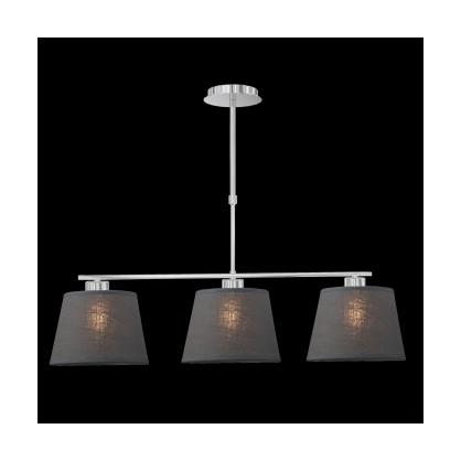 Lampa wisząca COMBO 3X60W E27 Chrom 18066