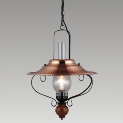 Lampa wisząca NOSTALGIA 1X60W E27 25081