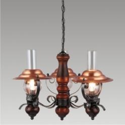 Lampa wisząca NOSTALGIA 3X40W E14 25082