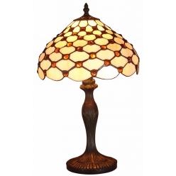 Lampa stołowa 38cm TIFFANY 1X40W E14 67 PREZENT