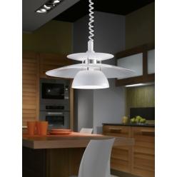 Lampa wisząca śr:43cm BRENDA 1X100W E27 87055 EGLO