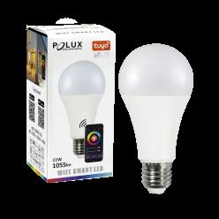 Żarówka E27 1055lm 11W 2700-6500K+RGB wifi Tuya POLUX/SANICO