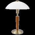 Lampa stołowa SOLO 1 1X60W E14 87254 Złoty EGLO
