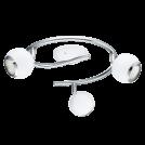Listwa LED (Ciepła barwa światła) BIMEDA 2X3W GU10 31002 EGLO