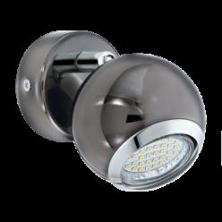 Kinkiet 1x3W GU10 LED Bimeda  31005 EGLO