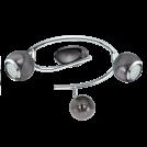 Spirala LED (Ciepła barwa światła) BIMEDA 3X2,5W GU10 31003 EGLO