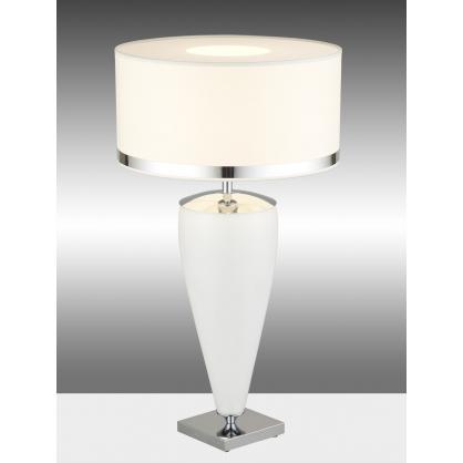 Lampa nocna 1X60W E27 LORENA transparentny/chrom 356 Argon