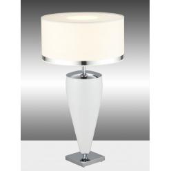 Lampa nocna 60cm 1X60W E27 LORENA biały/chrom 367 Argon