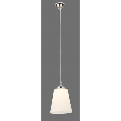 Lampa wisząca 1X60W E27 LIRANO Przezroczysty 304 Argon