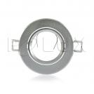 Oczko halogenowe EAST OPAL GU10 50W 301567 Srebrny piaskowany POLUX - wysyłka 24h (na stanie 74 sztuki)