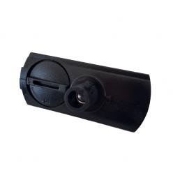 Adapter do lamp wiszących do szynoprzewodów 1F czarny