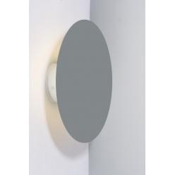 Kinkiet Holar 150 mm LEDEA 50433248 LED 6W Metal Szary