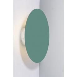 Kinkiet Holar 150 mm LEDEA 50433249 LED 6W Metal Zielony