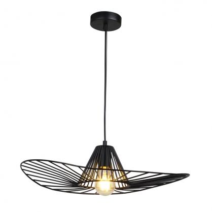 Lampa wisząca 1x20W LED E27  AUGUSTA Rope 314543 POLUX/SANICO